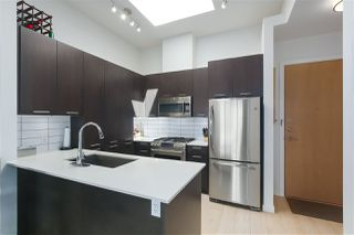 """Photo 3: 310 215 BROOKES Street in New Westminster: Queensborough Condo for sale in """"DUO B"""" : MLS®# R2405651"""