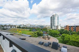 """Photo 18: 310 215 BROOKES Street in New Westminster: Queensborough Condo for sale in """"DUO B"""" : MLS®# R2405651"""