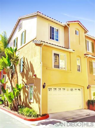 Main Photo: LINDA VISTA Townhome for sale : 3 bedrooms : 7627 Family Cir in San Diego