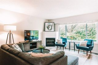 Photo 1: 107 9061 HORNE Street in Burnaby: Government Road Townhouse for sale (Burnaby North)  : MLS®# R2462876