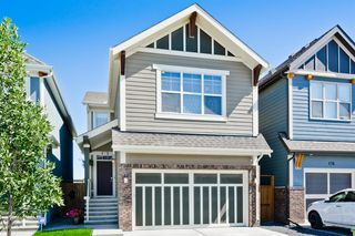 Main Photo: 172 MASTERS Crescent SE in Calgary: Mahogany Detached for sale : MLS®# A1047623
