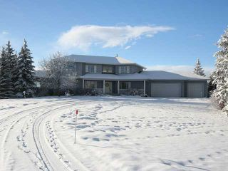Photo 2: 127 ALANDALE Place SW in CALGARY: Rural Rocky View MD Residential Detached Single Family for sale : MLS®# C3551100