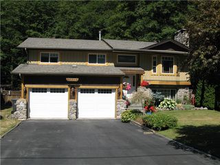 Main Photo: 38245 MYRTLEWOOD Crescent in Squamish: Valleycliffe House for sale : MLS®# V1019969
