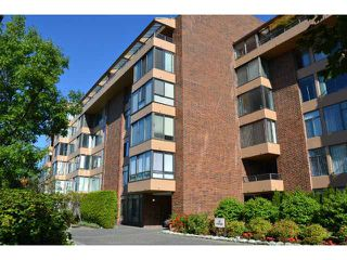 Main Photo: # 605 2101 MCMULLEN AV in Vancouver: Quilchena Condo for sale (Vancouver West)