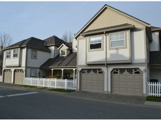 Photo 1: # 88 16318 82ND AV in Surrey: Fleetwood Tynehead Condo for sale : MLS®# F1401789