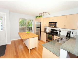 "Photo 3: 15 19250 65TH Avenue in Surrey: Clayton Townhouse for sale in ""Sunberry Court"" (Cloverdale)  : MLS®# F1416410"