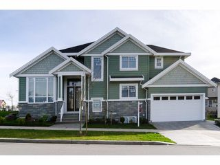 Photo 1: 14598 59B Avenue in : Sullivan Station House for sale (Surrey)  : MLS®# F1408791