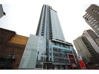 Photo 1: 3401 833 SEYMOUR STREET in Vancouver: Downtown VW Condo for sale (Vancouver West)  : MLS®# R2067795