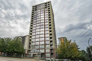 Main Photo: 801 850 ROYAL AVENUE in New Westminster: Downtown NW Condo for sale : MLS®# R2304317