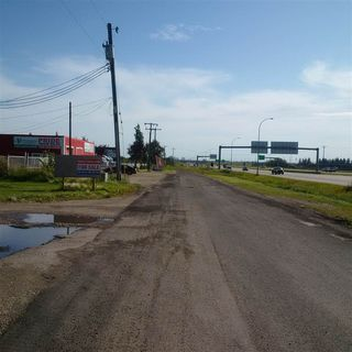 Photo 4: 20904 STONY_PLAIN Road in Edmonton: Zone 59 Land Commercial for sale : MLS®# E4172472