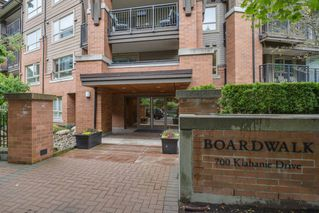 "Photo 30: 205 700 KLAHANIE Drive in Port Moody: Port Moody Centre Condo for sale in ""Boardwalk"" : MLS®# R2443143"
