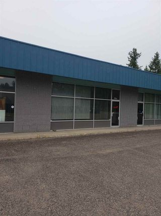 Main Photo: 12C 1839 1ST Avenue in Prince George: Downtown PG Industrial for lease (PG City Central (Zone 72))  : MLS®# C8032406