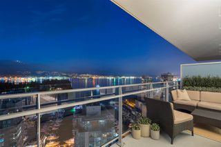 """Photo 13: 3201 1499 W PENDER Street in Vancouver: Coal Harbour Condo for sale in """"West Pender Place"""" (Vancouver West)  : MLS®# R2466343"""
