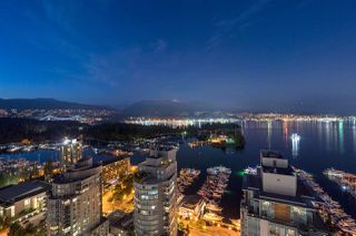 """Photo 6: 3201 1499 W PENDER Street in Vancouver: Coal Harbour Condo for sale in """"West Pender Place"""" (Vancouver West)  : MLS®# R2466343"""