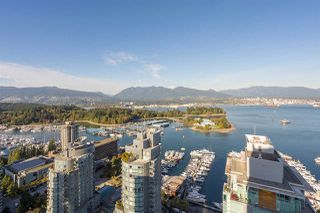 """Photo 11: 3201 1499 W PENDER Street in Vancouver: Coal Harbour Condo for sale in """"West Pender Place"""" (Vancouver West)  : MLS®# R2466343"""