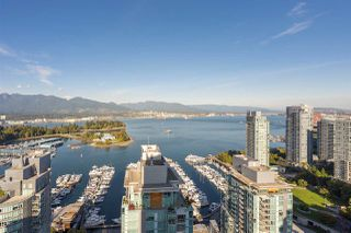 """Photo 10: 3201 1499 W PENDER Street in Vancouver: Coal Harbour Condo for sale in """"West Pender Place"""" (Vancouver West)  : MLS®# R2466343"""