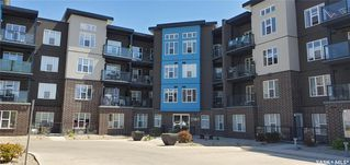 Main Photo: 105 5303 Universal Crescent in Regina: Harbour Landing Residential for sale : MLS®# SK814727