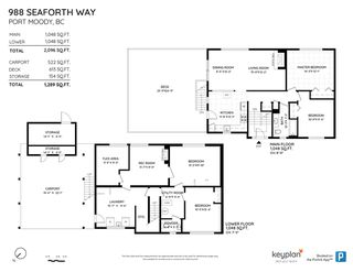 Photo 2: 988 SEAFORTH Way in Port Moody: College Park PM House for sale : MLS®# R2493115