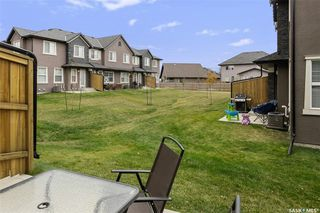 Photo 33: 308 1303 Paton Crescent in Saskatoon: Willowgrove Residential for sale : MLS®# SK827986