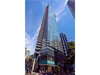 """Main Photo: 1901 1111 ALBERNI Street in Vancouver: West End VW Condo for sale in """"SHANGRI-LA"""" (Vancouver West)  : MLS®# V983360"""