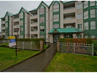 "Photo 1: 404 10128 132ND Street in Surrey: Cedar Hills Condo for sale in ""MELROSE GARDENS"" (North Surrey)  : MLS®# F1304973"