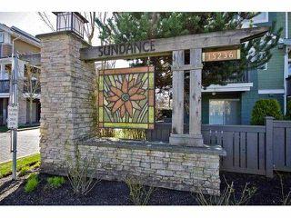 "Photo 1: # 169 15236 36TH AV in Surrey: Morgan Creek Townhouse for sale in ""SUNDANCE II"" (South Surrey White Rock)  : MLS®# F1306536"