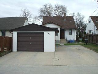 Photo 18: 566 Gareau Street in WINNIPEG: St Boniface Residential for sale (South East Winnipeg)  : MLS®# 1309563