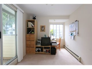 """Photo 15: # 8 8091 JONES RD in Richmond: Brighouse South Townhouse for sale in """"LEIGHTON COURT"""" : MLS®# V1012740"""