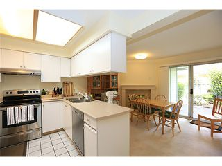 """Photo 5: # 8 8091 JONES RD in Richmond: Brighouse South Townhouse for sale in """"LEIGHTON COURT"""" : MLS®# V1012740"""