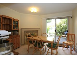 """Photo 7: # 8 8091 JONES RD in Richmond: Brighouse South Townhouse for sale in """"LEIGHTON COURT"""" : MLS®# V1012740"""