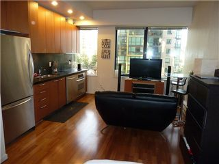 "Photo 32: 613 1333 W GEORGIA Street in Vancouver: Coal Harbour Condo for sale in ""Qube"" (Vancouver West)  : MLS®# V1024937"