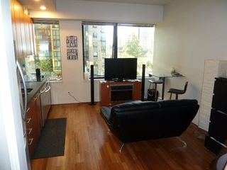 "Photo 27: 613 1333 W GEORGIA Street in Vancouver: Coal Harbour Condo for sale in ""Qube"" (Vancouver West)  : MLS®# V1024937"