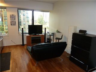 "Photo 36: 613 1333 W GEORGIA Street in Vancouver: Coal Harbour Condo for sale in ""Qube"" (Vancouver West)  : MLS®# V1024937"