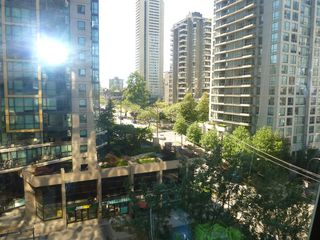"Photo 22: 613 1333 W GEORGIA Street in Vancouver: Coal Harbour Condo for sale in ""Qube"" (Vancouver West)  : MLS®# V1024937"