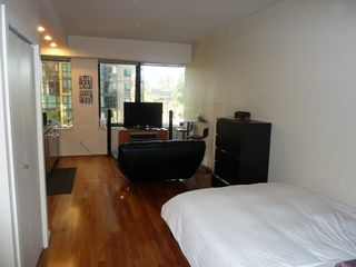"Photo 14: 613 1333 W GEORGIA Street in Vancouver: Coal Harbour Condo for sale in ""Qube"" (Vancouver West)  : MLS®# V1024937"