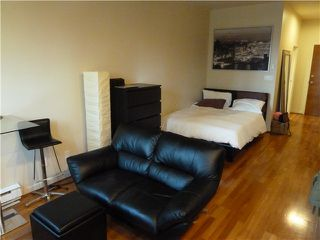 "Photo 34: 613 1333 W GEORGIA Street in Vancouver: Coal Harbour Condo for sale in ""Qube"" (Vancouver West)  : MLS®# V1024937"