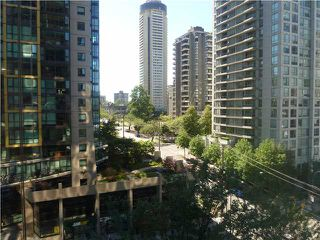 "Photo 37: 613 1333 W GEORGIA Street in Vancouver: Coal Harbour Condo for sale in ""Qube"" (Vancouver West)  : MLS®# V1024937"