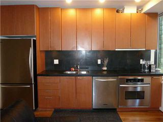 "Photo 35: 613 1333 W GEORGIA Street in Vancouver: Coal Harbour Condo for sale in ""Qube"" (Vancouver West)  : MLS®# V1024937"