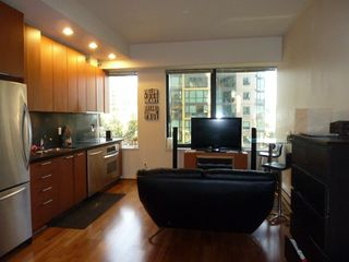 "Photo 24: 613 1333 W GEORGIA Street in Vancouver: Coal Harbour Condo for sale in ""Qube"" (Vancouver West)  : MLS®# V1024937"