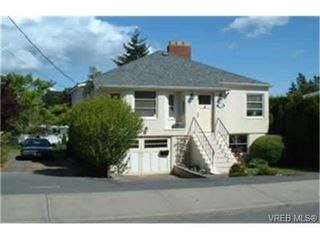 Photo 1: 630 Baker St in VICTORIA: SW Glanford Single Family Detached for sale (Saanich West)  : MLS®# 337520