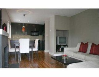 Photo 1: 1 1606 W 10TH AV in Vancouver: Fairview VW Condo for sale (Vancouver West)  : MLS®# V542342