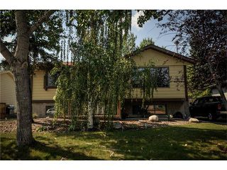 Photo 2: 41 GLENDALE WY: Cochrane House for sale : MLS®# C4026593