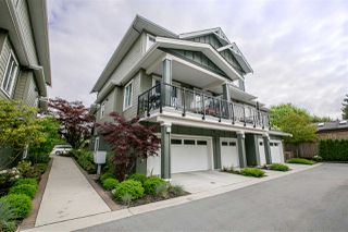Photo 2: 22 2138 SALISBURY Avenue in Port Coquitlam: Glenwood PQ Townhouse for sale : MLS®# R2263862