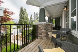 Photo 4: 22 2138 SALISBURY Avenue in Port Coquitlam: Glenwood PQ Townhouse for sale : MLS®# R2263862
