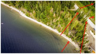 Photo 10: 6037 Eagle Bay Road in Eagle Bay: Million Dollar Alley Vacant Land for sale : MLS®# 10205016