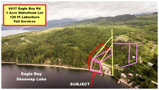 Photo 15: 6037 Eagle Bay Road in Eagle Bay: Million Dollar Alley Vacant Land for sale : MLS®# 10205016