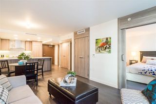 "Photo 2: 509 455 SW MARINE Drive in Vancouver: Marpole Condo for sale in ""W1-West Tower"" (Vancouver West)  : MLS®# R2394082"