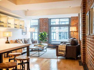 "Photo 10: 310 12 WATER Street in Vancouver: Downtown VW Condo for sale in ""The Garage"" (Vancouver West)  : MLS®# R2412303"