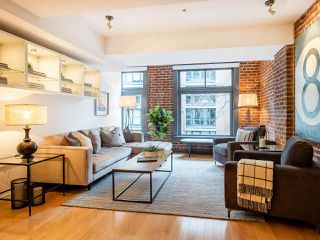 "Main Photo: 310 12 WATER Street in Vancouver: Downtown VW Condo for sale in ""The Garage"" (Vancouver West)  : MLS®# R2412303"