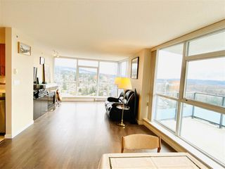 "Photo 3: 2503 2225 HOLDOM Avenue in Burnaby: Central BN Condo for sale in ""LEGACY"" (Burnaby North)  : MLS®# R2423852"
